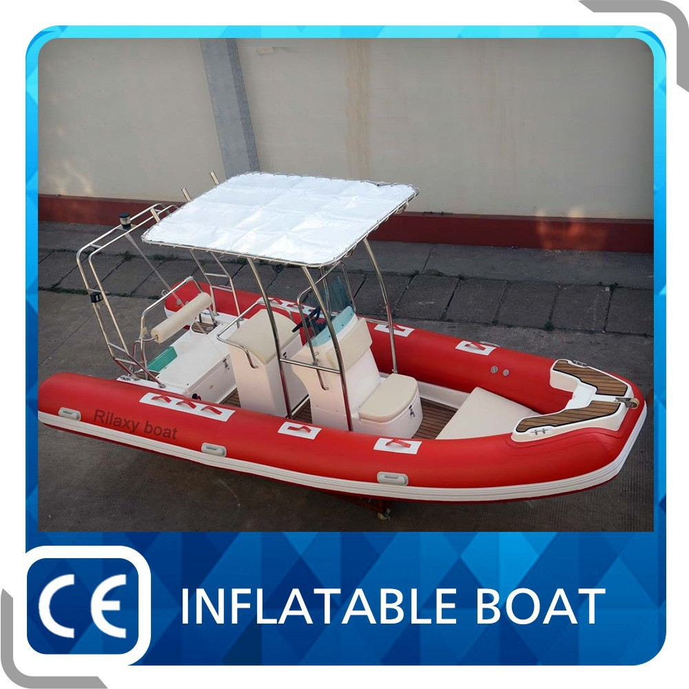Rilaxy 17ft Casco Rígido Bote Inflable,Costilla Barco Inflable,Barco ...