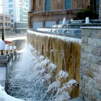 Guangzhou Modern Wall Fountain Indoor Or Outdoor Fountains Waterfalls, Wall  Water Fountain
