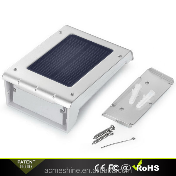 Emergency Solar Light High Output Solar Led Light Garden decoration Security Light Motion Detect