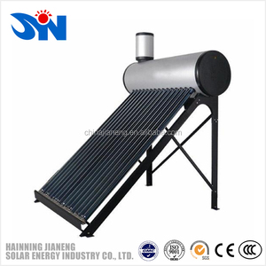 Home use compact Non-pressure solar Water Heater s, vacuum tube solar collectors