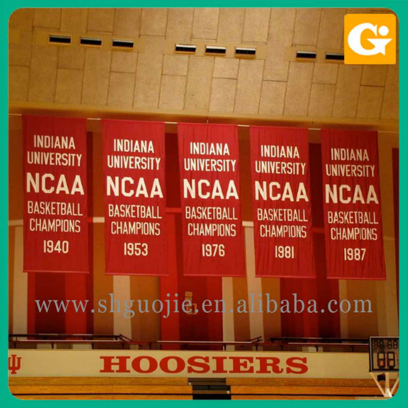 Basketball Game Promotional Sign Printing