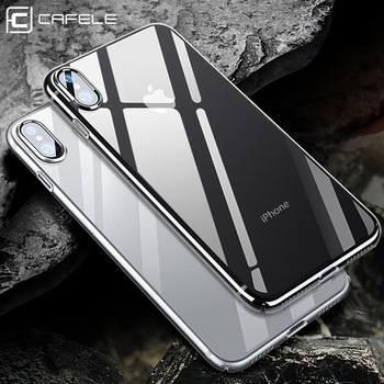 new arrival 04fc4 fbd2b Cafele Newest Products Smartphone Case Custom Tpu Printed Clear Silicone  Phone Case For Iphone X - Buy Case For Iphone X,Tpu Case,Clear Case For ...