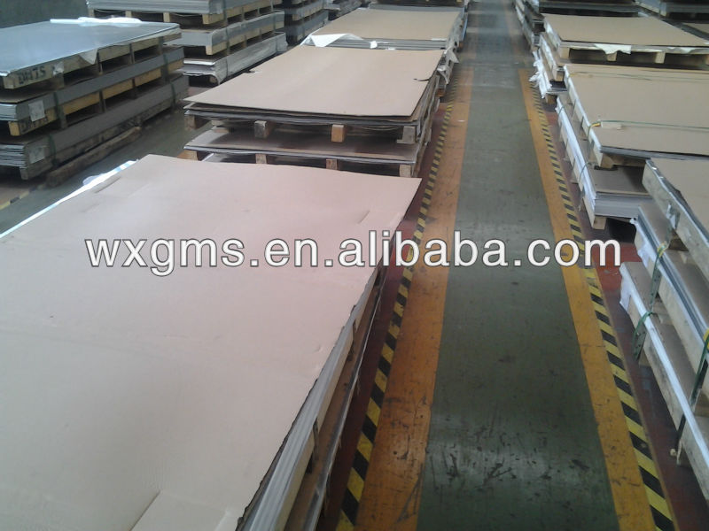 super duplex stainless steel plate/sheet S31803 S32205 S32750 UNS S32760