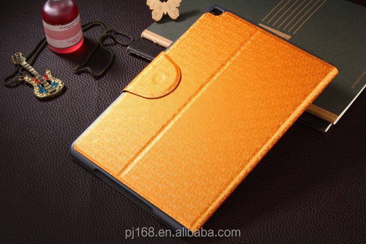 for Apple ipad 6 leather case, wholesale tablet case for Apple ipad 6,folio leather stand for Apple ipad 6/ari 2 flip cover