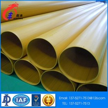 Chemical Industrial PE Plastic HDPE Water Pipe