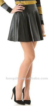 b1446611a Cuero Suave Corta Minifalda Para Las Mujeres Hsk038 - Buy Últimas Imágenes  De Diseño Falda,Falda De Cuero,Faldas Para Mujer Product on Alibaba.com