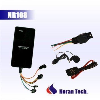 vehicle security device NORAN NR108 3G gps tracker with traccar protocol,  View gps tracker with fuel sensor, Product Details from Shenzhen Noran