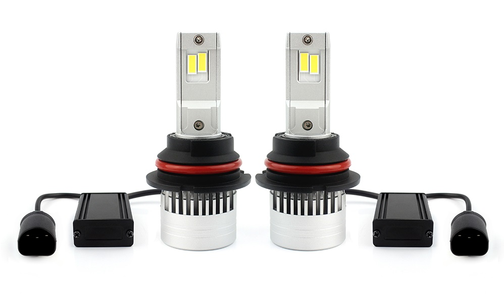 2019 Newest 90w 9004  9007 Led Headlight Conversion Kit With G
