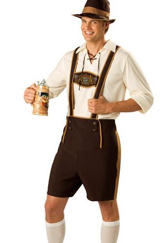 Get Quotations · Free Shipping Oktoberfest Costume Lederhosen Bavarian  Octoberfest German Festival Beer Halloween Costumes for Men Plus Size 61fce8e586ee