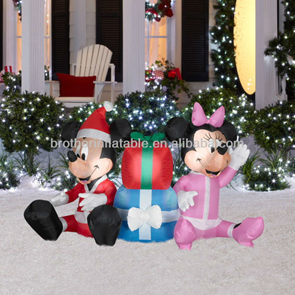 2018 inflatable christmas decorations mickey mouse buy inflatable christmasinflatable christmas decorationsinflatable christmas product on alibabacom