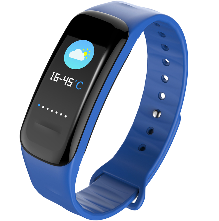 Smart sport bracelet ce rohs with API fitness tracker bluetooth smart watch 2017