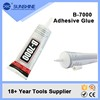 High Quality Multi Purpose Adhesives Glue For Electronic Component Shoes Crystal 15ml 50ml 110ml