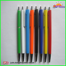 New Elegant Design Cheap Colorful Plastic Ballpoint Pen