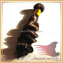 8A Malaysian Virgin Hair Weft100% Wavy Wholesale Virgin Malaysian Hair