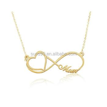 Wholesale sublimation necklace pendant mother necklace engraved wholesale sublimation necklace pendant mother necklace engraved necklace with a heart aloadofball Choice Image