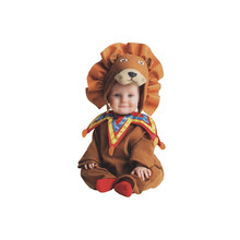 Good selling modern design plush baby lion costume