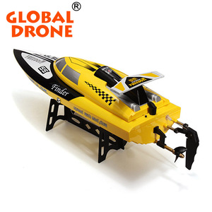 Global Drone Wltoys WL912 2.4G Remote Controlled 180 Degree Flip High Speed Electric RC Racing Speed Boat for Outdoor Adventure