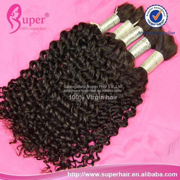Top Quality Braiding Hair Indian 100% Crochet Virgin Long Human Hair 1 Bundle Deal фото