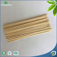 Wholesale bulk 2015 Chinese Various sizes flower knotted bamboo skewer and bamboo sticks