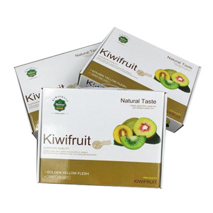 fancy design shipping kiwi fruit packaging carton box