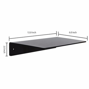Marvelous Wholesale Clear Acrylic Floating Shelf Wall Mounted Display Interior Design Ideas Clesiryabchikinfo