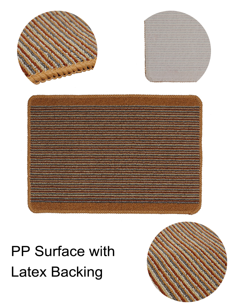 Wholesale Products Hot Selling Most Popular Good Price Loop Pile Bath Mat