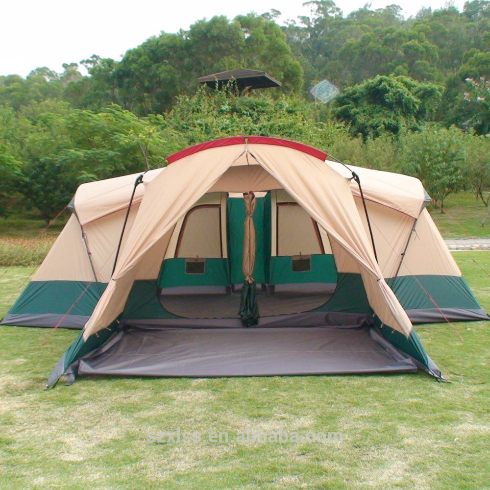 personnes 6 3 chambre camping safari de luxe tente pour la vente tente id de produit. Black Bedroom Furniture Sets. Home Design Ideas