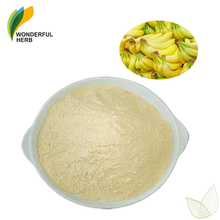 Hot sell FD organic extract flour dried green banana powder price