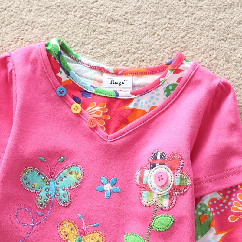 HTB1APGPeP3z9KJjy0Fmq6xiwXXaU - Girls Long Sleeve All Year T-Shirt, Long Sleeve, Cotton, Various Designs and Prints