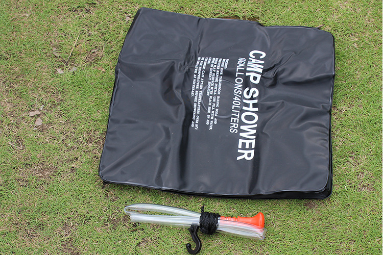 Camp Shower Equipment Water Storage Tank Camping Portable Shower Bag