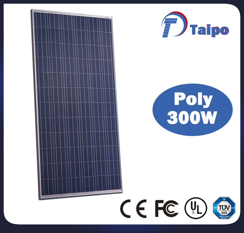 Best Price thin film photovoltaic 300 watt solar panel