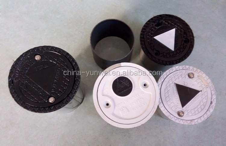 Chinese Manufacturer High Quality Flush Mount Monitoring Well Covers