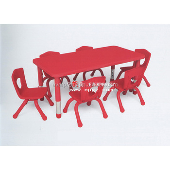 Guangzhou Designer preschool kids study table chairChildren