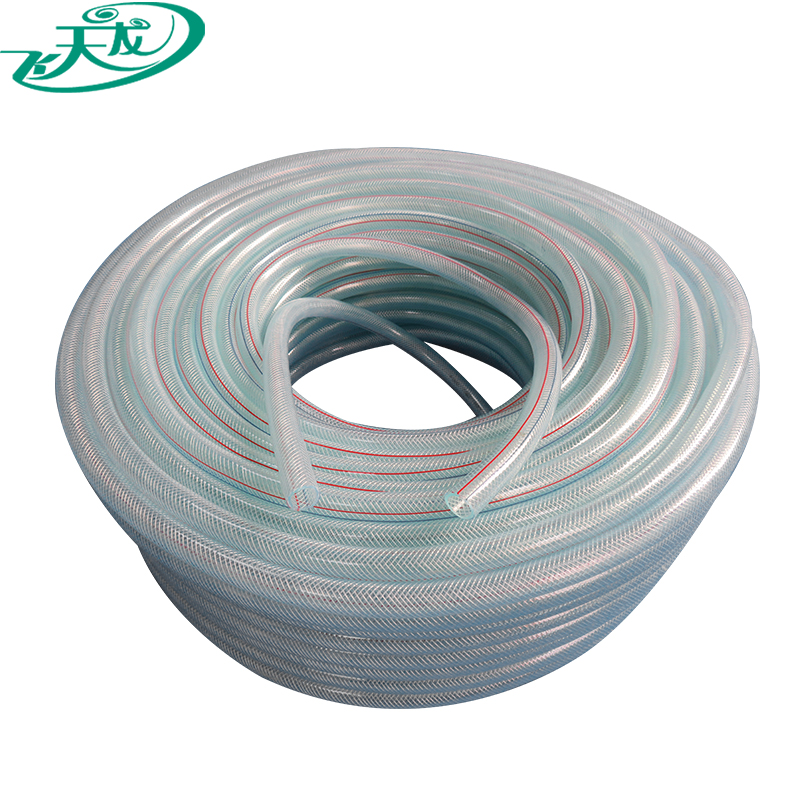 2017 New specification of PVC flexible hose pipe
