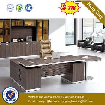 Modern Manager Executive Desk For Office Furniture (HX 6M131)