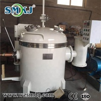 heat treatment purpose gas cooling and oil quenching vacuum furnace