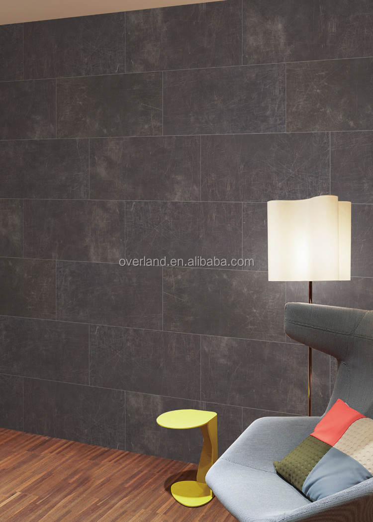 Overland ceramics charcoal floor tiles for sale for Villa-14