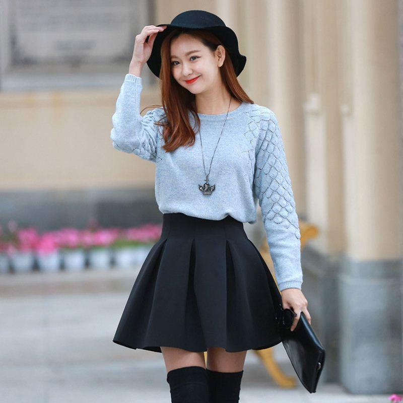 Женщины в коротких юбках зимой картинки