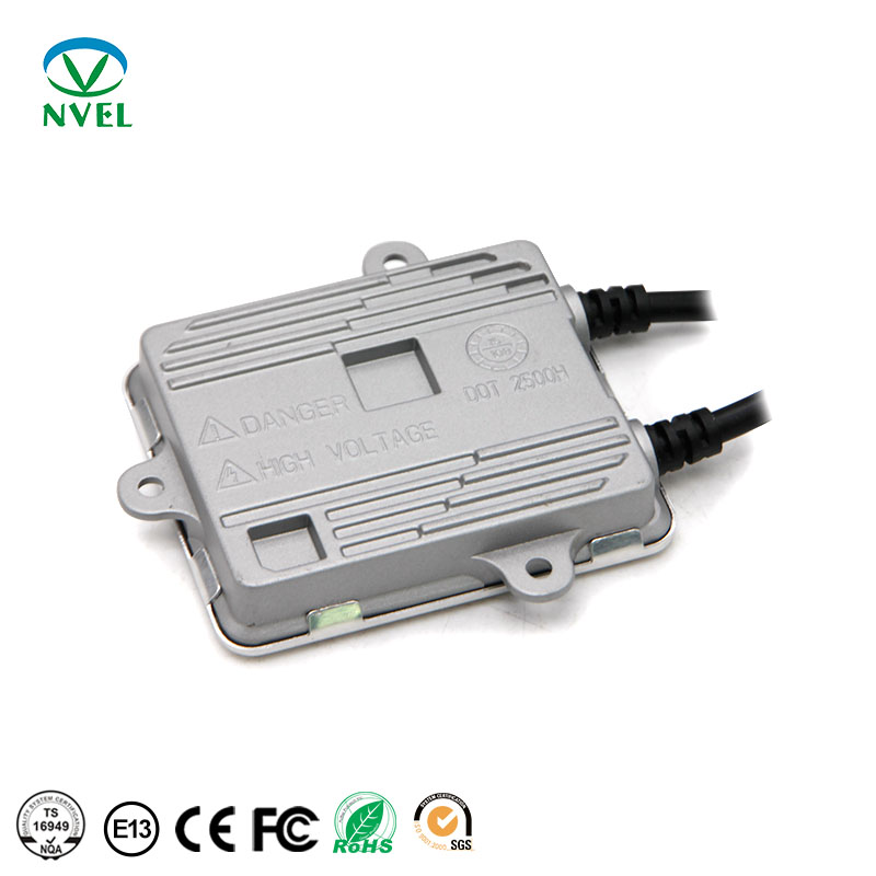 AC 55W DC 9-16V Car Super Slim HID Xenon Ballast Conversion High Intensity Discharge