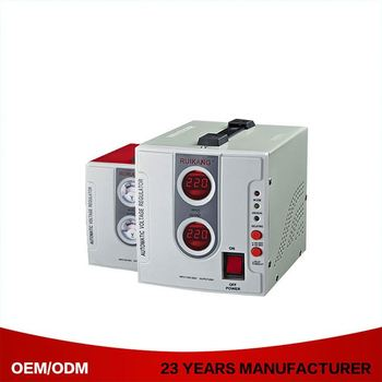 Fasion Design Voltage Protector 220V 110V 80% Power