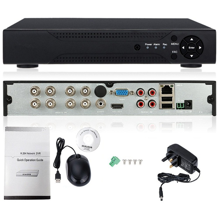 4CH 8CH 16CH 32CH 5MP 6 in 1 1080N TVI CVI AHD IP CVBS <strong>DVR</strong> HD CCTV 5 in 1 AHD <strong>DVR</strong>