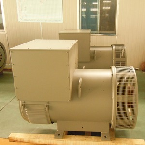 hot sale, ac brushless kirloskar alternator , one bearing or double bearing  optional price