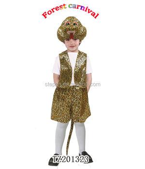 prestazione affidabile carino economico sito web professionale Tz-201323 Ingrosso Bambini Costumi Animale Serpente - Buy Costumi Degli  Animali,Costumi Di Carnevale,Bambini Costumi Product on Alibaba.com