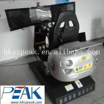 Car racing simulator buy dashboard car simulator f1 car for Car paint simulator