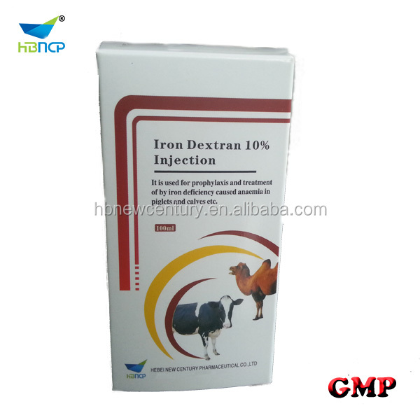 generic veterinary drugs of iron dextran injection