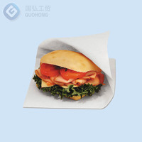 Sandwich wrapping paper, hamburger packaging paper