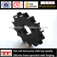 China manufacturer motorcycle spare parts suzuki smash motorcycle sprockets