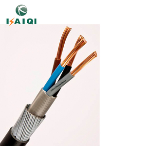 IEC Standard PVC 4 Core 10mm PVC Cable
