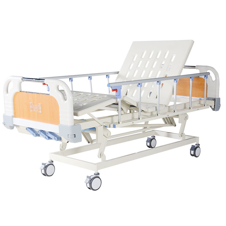 Manual Hospital Bed With Wheels With Certificate Of Home Manual Guide