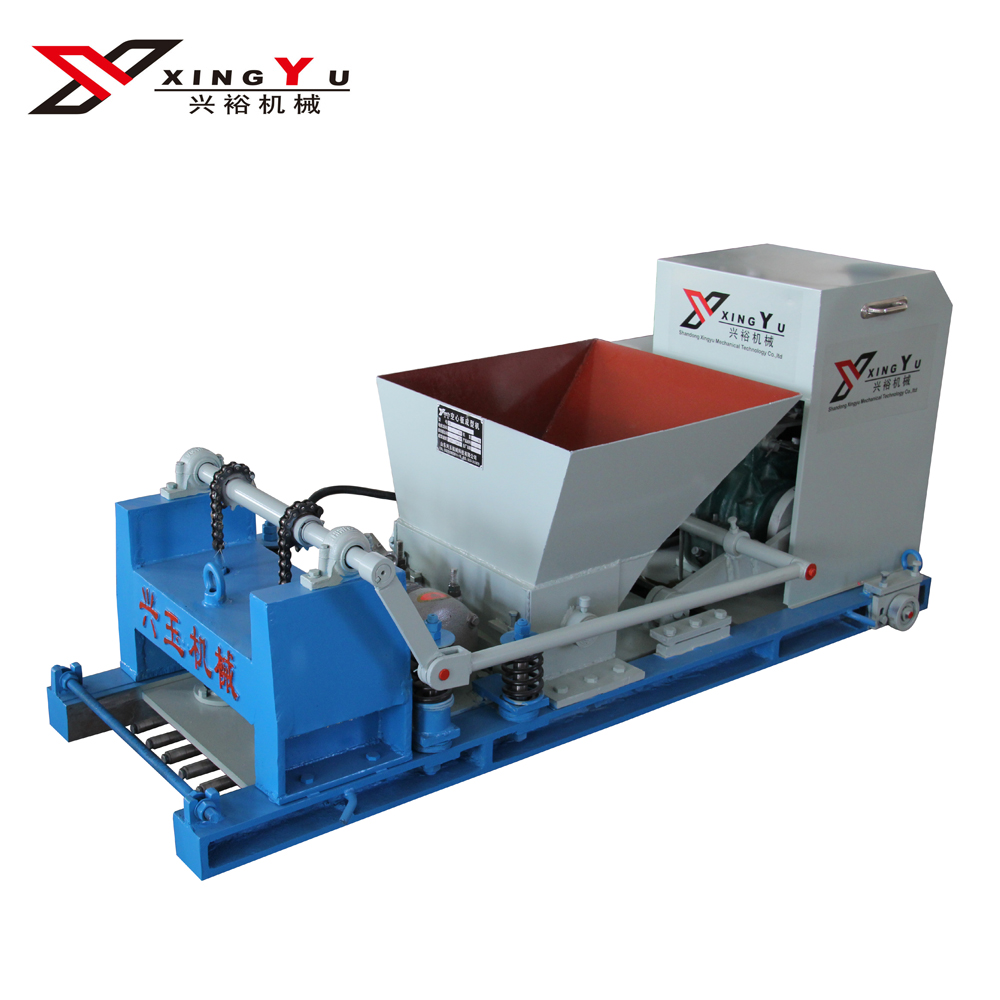 Dak cement board maken machine slab machine